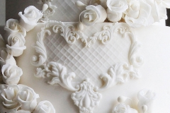 Baroque French Wedding Details