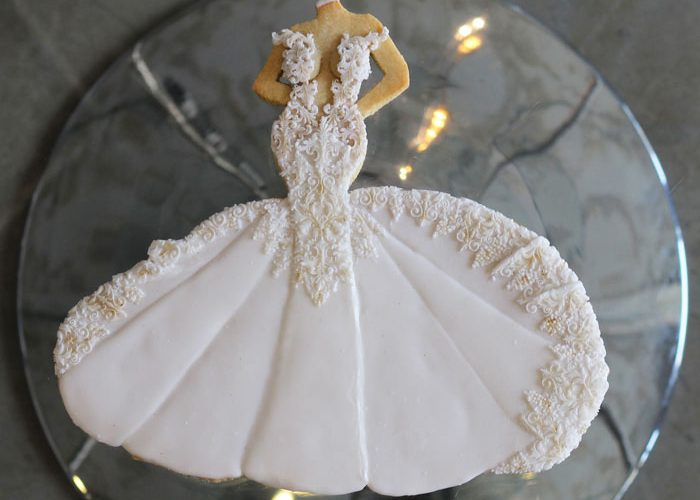 Designer Cookies – Wedding Collection